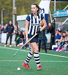 BLOEMENDAAL  - Hockey -  finale KNHB Gold Cup dames, Bloemendaal-HDM . Bloemendaal wint na shoot outs. Fay van der Elst (HDM)   COPYRIGHT KOEN SUYK