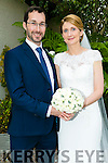 Ellen Herbert and Ian Monaghan were married at St. John's Tralee by Fr. Sean Hanafin on Saturday 8th October 2016 with a reception at Ballygarry House Hotel
