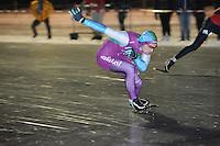 KORTEBAAN: Lemmer: IJsvereniging Lemmer, 21-01-2013, Schaatsseizoen 2012-2013, NK Kortebaan, ©foto Martin de Jong