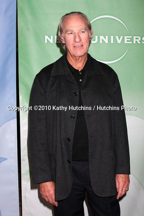 Craig T. Nelson.arriving at the 2010 Winter NBC TCA Party .Langford Hotel.Pasadena, CA.January 10, 2010.©2010 Kathy Hutchins / Hutchins Photo....