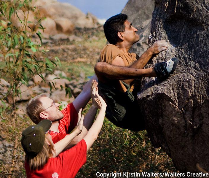 Durugam Cheru Park Bouldering