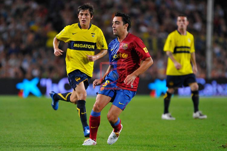برشلونة وبوكا جونيورز بث مباشر كأس جون غامبر