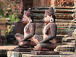 BANTEAY SREI, TEMPLES OF ANGKOR, SIEM REAP