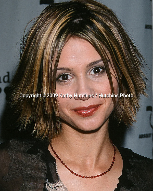 Tamara Mello.Stock Photos.Thru the years.©2009 Kathy Hutchins / Hutchins Photo.