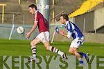 Declan O'Sullivan Dromid Pearses v  Derrytresk in the AIB All Ireland Junior Club Championship Semi Final at Portlaoise on Sunday