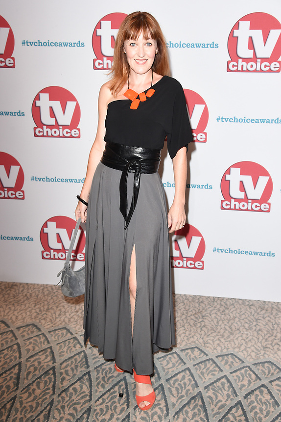 Casey Ainsworth<br /> arriving for the TV Choice Awards 2017 at The Dorchester Hotel, London. <br /> <br /> <br /> ©Ash Knotek  D3303  04/09/2017