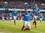 Russell Martin celebrates his goal