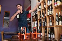 Europe/France/Provence-Alpes-Côte d'Azur/13/Bouches-du-Rhône/Marseille: Bar à Vin - Restaurant: Les Buvards, Frédéric Coachon [Non destiné à un usage publicitaire - Not intended for an advertising use]
