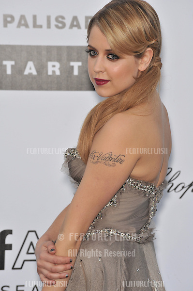 Peaches Geldof at amfAR's Cinema Against AIDS Gala at the Hotel du Cap d'Antibes.<br /> May 21, 2009  Antibes, France<br /> Picture: Paul Smith / Featureflash