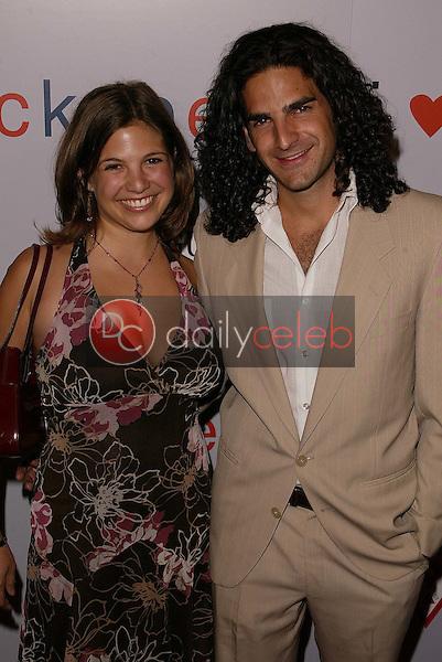 Lisa Guzman and Benjamin Nurick