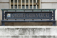 Pictured: Friday 15 June 2018<br /> Re: Cardiff Crown Court in Wales, UK.<br /> Rebecca Rogers, 38, was working at HMP Parc in Bridgend when she met the man; however he was later moved to another prison.  Rogers kept contact with him sending a total of 26 letters of a personal nature.<br /> During that time, Rogers became aware that the prisoner was in possession of a mobile phone; an item which is prohibited.  She did not report the fact until six weeks later.