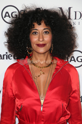 WEST HOLLYWOOD, CA - JANUARY 11: Tracee Ellis Ross at Marie Claire's Third Annual Image Makers Awards at Delilah LA in West Hollywood, California on January 11, 2018. Credit: Faye Sadou/MediaPunch