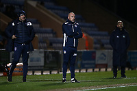 Colchester United manager John McGreal during Colchester United vs Forest Green Rovers, Sky Bet EFL League 2 Football at the JobServe Community Stadium on 12th March 2019