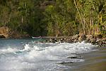 Anse Couleuvre au nord ouest de l ile