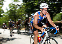 30 MAY 2009 - MADRID,ESP - Spanish Triathlon Championships (PHOTO (C) NIGEL FARROW)