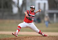 Mitchell Baseball vs. SVC 3/25/2018