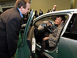 Washington Auto Show, GM Superhighway Exhibit, Daniel Gray, MPG Omatic, Jim Campbell, General Manager