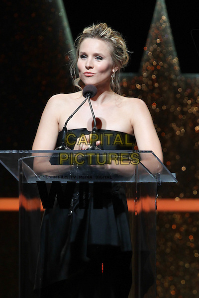 LOS ANGELES, CA - JUNE 11: Kristen Bell attending The 2014 Crystal + Lucy Awards Show held at the Hyatt Regency Century Plaza in Los Angeles, California on June 11th, 2014.  <br /> CAP/MPI/RTNUPA<br /> &copy;RTNUPA/MediaPunch/Capital Pictures