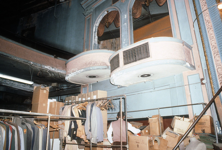 1986 February .Rehabilitation.Attucks Theatre.Church Street..SIDE BALCONY.INTERIOR...NEG#.NRHA#..