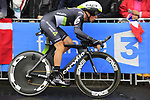 Serge Pauwels (BEL) Team Dimension Data in action during Stage 1, a 14km individual time trial around Dusseldorf, of the 104th edition of the Tour de France 2017, Dusseldorf, Germany. 1st July 2017.<br /> Picture: Eoin Clarke | Cyclefile<br /> <br /> <br /> All photos usage must carry mandatory copyright credit (&copy; Cyclefile | Eoin Clarke)