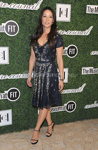 New York, NY-September 3: Lucy Liu attends the 2014 Couture Council Award Luncheon at David H. Koch Theater at Lincoln Center   on September 3, 2014 in New York City. Credit: John Palmer/MediaPunch