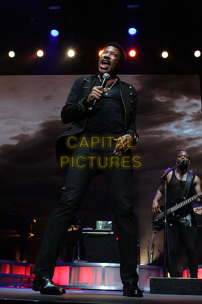 SYDNEY, AUSTRALIA - MARCH 13: Lionel Richie performing at Allphones Arena in Sydney, New South Wales, Australia on March 13, 2014.  <br /> CAP/MPI/RTN/RIN<br /> &copy;RTNrinaldi/MediaPunch/Capital Pictures