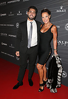 LOS ANGELES, CA - OCTOBER 5 : Andrew Rusnak, Liz Rusnak, at the Petersen Automotive Museum Gala at The Petersen Automotive Museum in Los Angeles California on October 5, 2018. <br /> CAP/MPIFS<br /> &copy;MPIFS/Capital Pictures