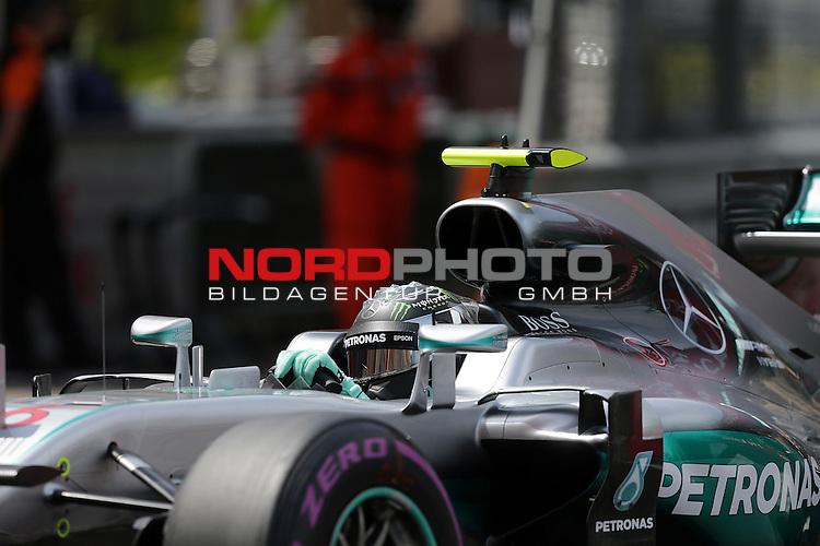 26.-29.05.2016, Circuit de Monaco, Monte Carlo, MCO, Gro&szlig;er Preis von Monaco, Monte Carlo, RACE 06,  im Bild<br /> Nico Rosberg (GER#6), Mercedes AMG Petronas Formula One Team <br /> <br /> <br /> Foto &copy; nordphoto / Bratic