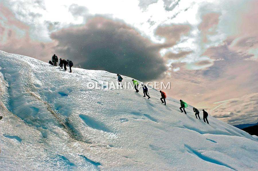 Glaciar Perito Moreno. Argentina. 2004. Foto de Maristela Colucci.