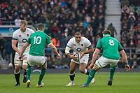 Twickenham, United Kingdom.   Natwest 6 Nations : England vs Ireland. Prop Kyle SINCKLER, at the  RFU Stadium, Twickenham, England, <br /> <br /> Saturday   17.03.18<br /> <br /> [Mandatory Credit; Peter Spurrier/Intersport-images]