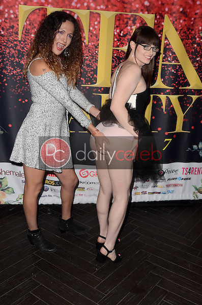 Nikki Montero<br /> at the 2017 Official Transgender Erotica Awards TEA Pre-Party, Avalon, Hollywood, CA 03-04-17<br /> David Edwards/DailyCeleb.com 818-249-4998
