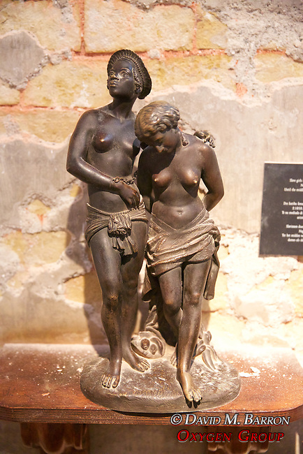 Slave Girls By Edmond Levèque, Kura Hulunda Museum