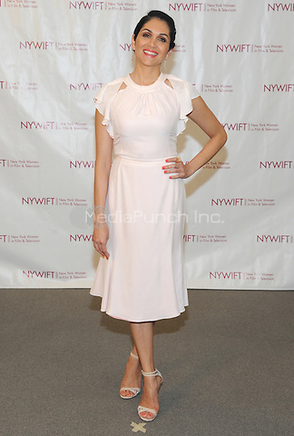 NEW YORK, NY - JUNE 13: Lela Loren attends the New York Women in Film and Television Designing Women Awards on June 13, 2016 at CUNY Graduate Center in New York City. .Phto Credit: John Palmer/ Media Punch