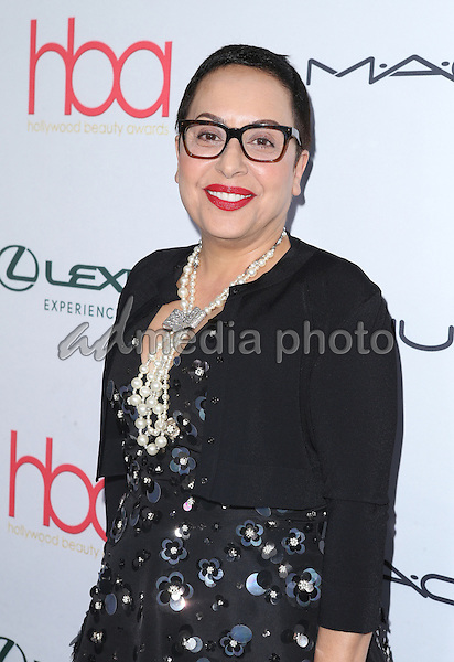 19 February 2017 - Hollywood, California - Angela Levin. 3rd Annual Hollywood Beauty Awards held at Avalon Hollywood. Photo Credit: AdMedia