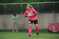 Boyds, MD - Saturday June 25, 2016: Caroline Stanley during a United States National Women's Soccer League (NWSL) match between the Washington Spirit and Sky Blue FC at Maureen Hendricks Field, Maryland SoccerPlex.