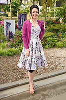 Laura Tobin<br /> at the Chelsea Flower Show 2018, London<br /> <br /> ©Ash Knotek  D3402  21/05/2018