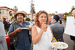 On August 2, 2011, Oakland, California neighbors celebrated National Night Out in their Maxwell Park neighborhood.