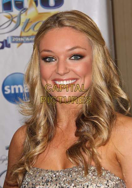 BRITTANY TINER .Night of 100 Stars - Arrivals held at the Beverly Hills Hotel, Beverly Hills, California, USA..March 7th, 2010.headshot portrait silver .CAP/ADM/TC.©T. Conrad/AdMedia/Capital Pictures.