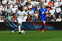 Saturday 22 September 2012 <br /> Pictured: Jonathan de Guzman<br /> Barclays Premiership, Swansea City v Everton at the Liberty Stadium, south Wales.