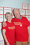 Jerry ver Dorn and his wife Beth - 13th Annual Daytime Stars and Strikes Bowling for Autism on April 23, 2016 at Bowler City Lanes in Hackensack, NJ hosted by Jerry ver Dorn and Liz Keifer  (Photo by Sue Coflin/Max Photos)