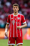 Bayern Munich Forward Thomas Muller in action during the 2017 International Champions Cup China  match between FC Bayern and AC Milan at Universiade Sports Centre Stadium on July 22, 2017 in Shenzhen, China. Photo by Marcio Rodrigo Machado / Power Sport Images
