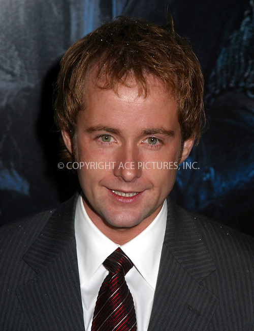 Billy Boyd at the World Premiere of The Lord of the Rings: The Two Towers. New York, December 5, 2002...Please byline: Alecsey Boldeskul/NY Photo Press.   ..*PAY-PER-USE*      ....NY Photo Press:  ..phone (646) 267-6913;   ..e-mail: info@nyphotopress.com