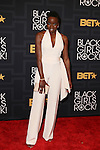 "WALKING DEAD ACTRESS AND PLAY WRITE FOR  ""Eclipsed,"" DANAI GURIRA ATTENDS THE 2016 BLACK GIRLS ROCK! Hosted by TRACEE ELLIS ROSS  Honors RIHANNA (ROCK STAR AWARD), SHONDA RHIMES (SHOT CALLER), GLADYS KNIGHT LIVING LEGEND AWARD), DANAI GURIRA (STAR POWER), AMANDLA STENBERG YOUNG, GIFTED & BLACK AWARD), AND BLACK LIVES MATTER FOUNDERS PATRISSE CULLORS, OPALL TOMETI AND ALICIA GARZA (CHANGE AGENT AWARD) HELD AT NJPAC"