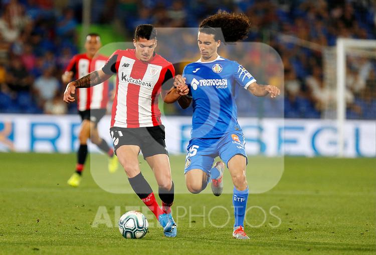 Athletic Club de Bilbao's Ander Capa during La Liga match. Aug 24, 2019. (ALTERPHOTOS/Manu R.B.)