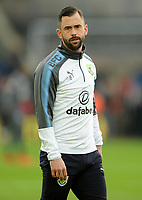 Burnley's Steven Defour during the pre-match warm-up <br /> <br /> Photographer Ashley Crowden/CameraSport<br /> <br /> The Premier League - Crystal Palace v Burnley - Saturday 13th January 2018 - Selhurst Park - London<br /> <br /> World Copyright &copy; 2018 CameraSport. All rights reserved. 43 Linden Ave. Countesthorpe. Leicester. England. LE8 5PG - Tel: +44 (0) 116 277 4147 - admin@camerasport.com - www.camerasport.com