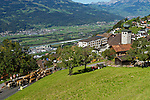 Viehtrieb, Triesenberg, Liechtenstein.