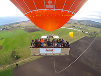 20150614 June 14 Hot Air Balloon Gold Coast