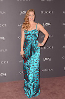 LOS ANGELES, CA - NOVEMBER 04: Amy Adams at the 2017 LACMA Art + Film Gala Honoring Mark Bradford And George Lucas at LACMA on November 4, 2017 in Los Angeles, California. Credit: David Edwards/MediaPunch /NortePhoto.com