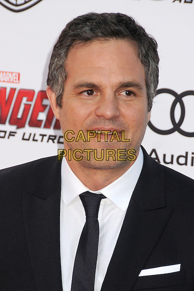 13 April 2015 - Hollywood, California - Mark Ruffalo.  &quot;Avengers: Age Of Ultron&quot; Los Angeles Premiere held at The Dolby Theatre. <br /> CAP/ADM/BP<br /> &copy;BP/ADM/Capital Pictures