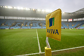 2nd December 2017, Rioch Arena, Coventry, England; Aviva Premiership rugby, Wasps versus Leicester; General view of the stadium before the game